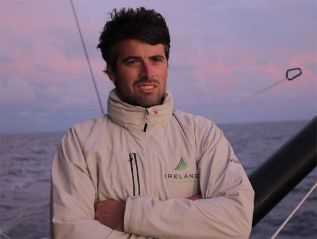 Nin O'Leary will skipper Ireland Ocean Racing's proposed Vendée Globe challenge in 2020
