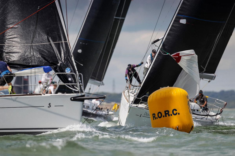 Overnight race cancelled - RORC's medical expert pointed out that it would be impossible to honour the 1m+ social distancing guidance when down below in all but the largest race boats
