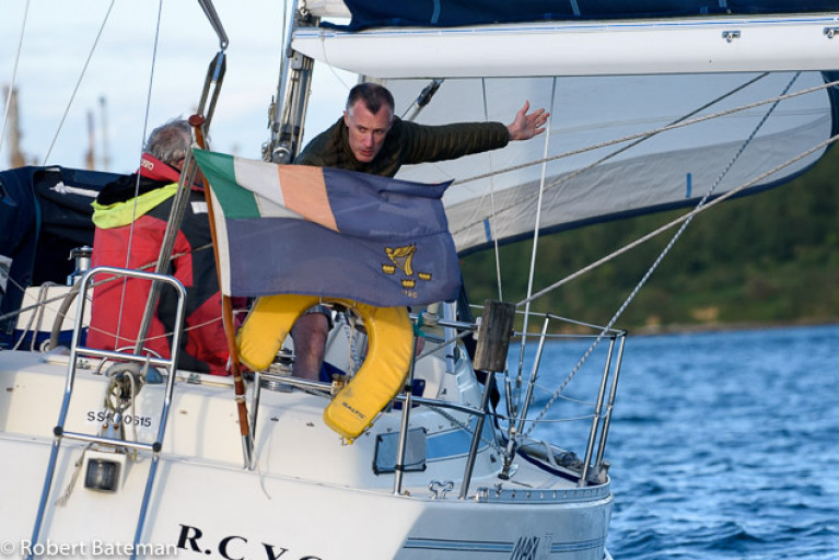 Yacht racing resumes in Cork Harbour