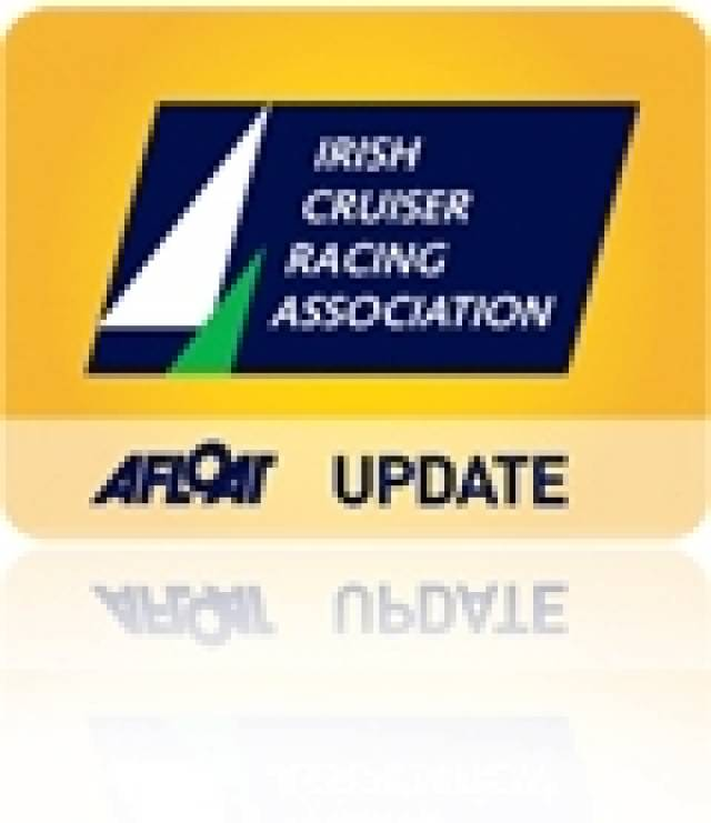 ICRA Fleet Leaders Emerge After Light Air Start to National Championships on Dublin Bay