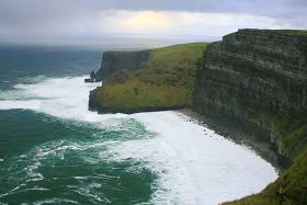 Aill na Searrach at the Cliffs of Moher