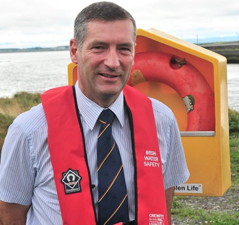 Water Safety Ireland CEO John Leech