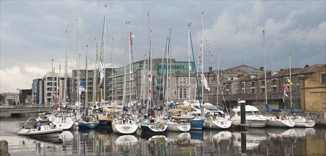 Port of Cork hosts this year's ISA Cruising Conference