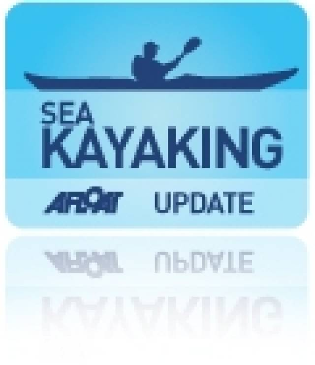 Night Sea Kayaking Trips on Kinvara Bay This Winter