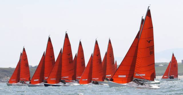 Over the five races to date, there have been five different race winners, from northern, eastern, southern and western coasts of the UK, with three different sailmakers, and hulls which are both low numbers (under 150) and high numbers (over 750)