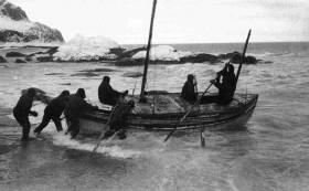 Glenua & Friends lecture series resumes in the New Year beginning next month - the topic is Ernest Shackleton's Story - 100 Years Later