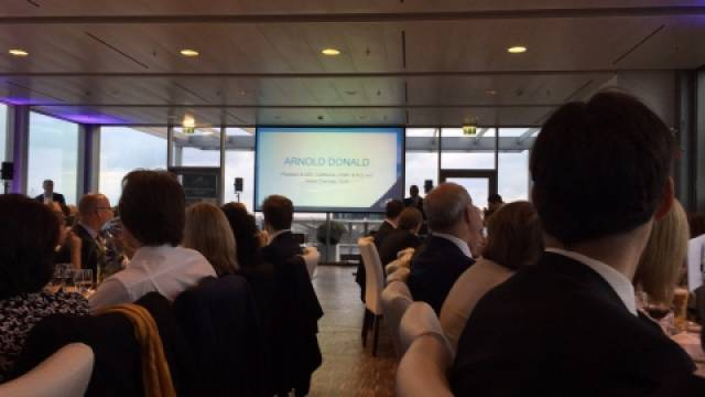 CLIA Summit at Sea was held on board Cunard's Queen Elizabeth. The event took place on a cruise from Hamburg and concluded upon arrival in Southampton this morning.