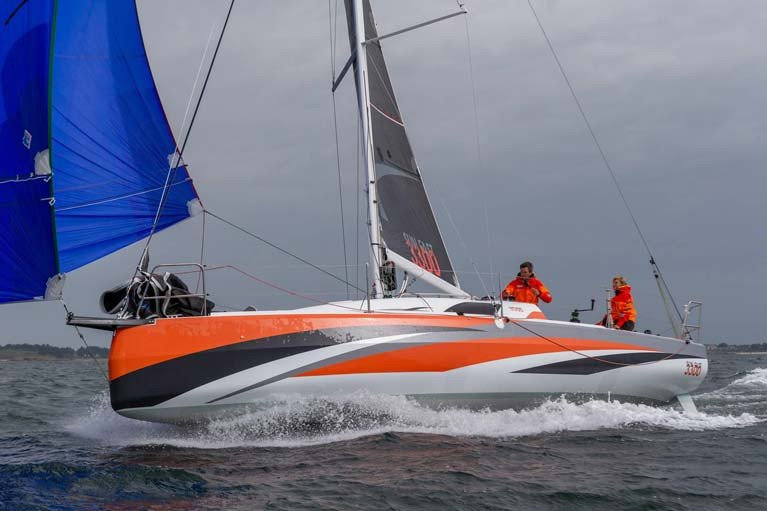 Launch of New Jeanneau Sun Fast 3300 by MGM Boats Will Make Irish Sailing Fun Again