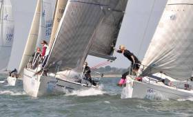 The Dubarry Women's Open Keelboat Championship was founded in 2008 by a group of passionate female sailors who wanted to compete against other women