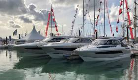 MGM Boats are hosting a new and used boat show in the Coal Harbour in Dun Laoghaire from June 7-9