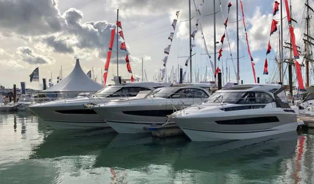 MGM Boats to Stage New & Used Boat Show in Dun Laoghaire This Weekend