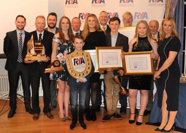 Previous RYANI award winners