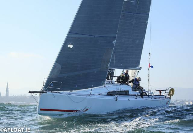 Hot Cookie was third in the final Tuesday DBSC Combined Cruisers race of 2019