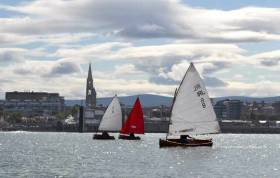 George Miller's 'Pixie' Wins International 12 Irish Championships