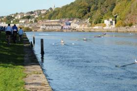 Good Conditions for Cork Sculling Ladder Challenges