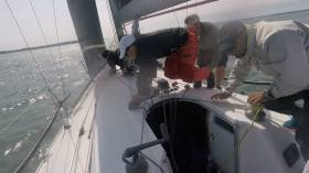 Tacking is a costly manoeuvre in most boats, but the loss is unavoidable. The more you can reduce the loss, the more options you have