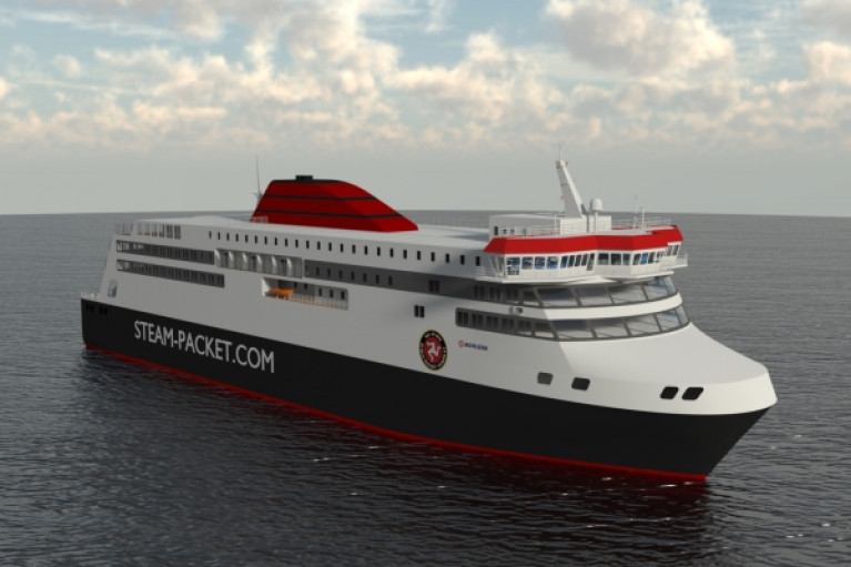 After much deliberation, the IOMSPCo was excited to announce their new vessel is to be called Manxman! Throughout November, the public had the opportunity to voice their preference for the name of the new purpose-built ferry to enter service in 2023. The newbuild will replace Ben-my-Chree that during a career since 1998 had served the main route, Douglas-Heysham and as AFLOAT highlights on 'seasonal' routes moreso serving on the Belfast route compared to calling to Dublin otherwise operated by a succession of fastcraft.