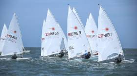 The Laser Leinster Championships will sail from Howth on July 21