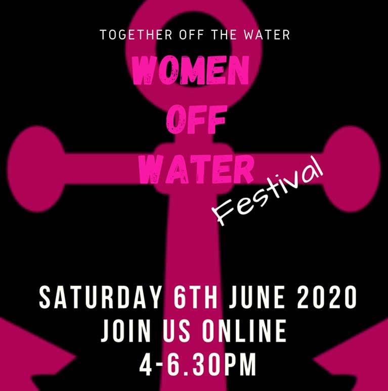 RYA Northern Ireland's Women OFF Water Event