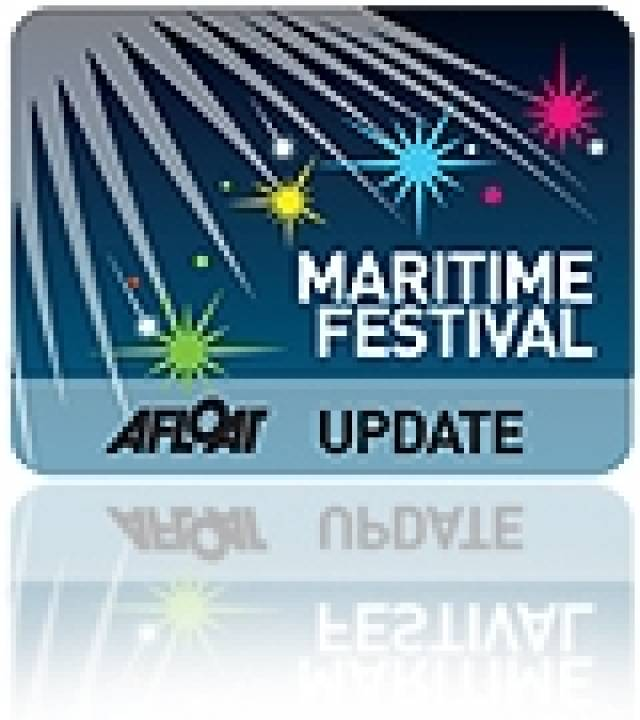 Dublin's Riverside Maritime Festival Programme, A Wealth of Seafaring Events