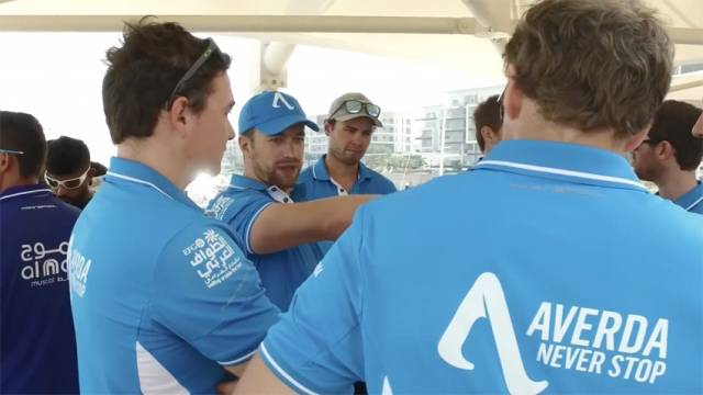 Andrew Baker & James Espey Race In Sailing Arabia – The Tour