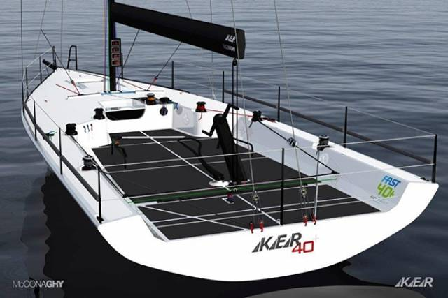 Hull#5 of the Ker40+ series has been sold