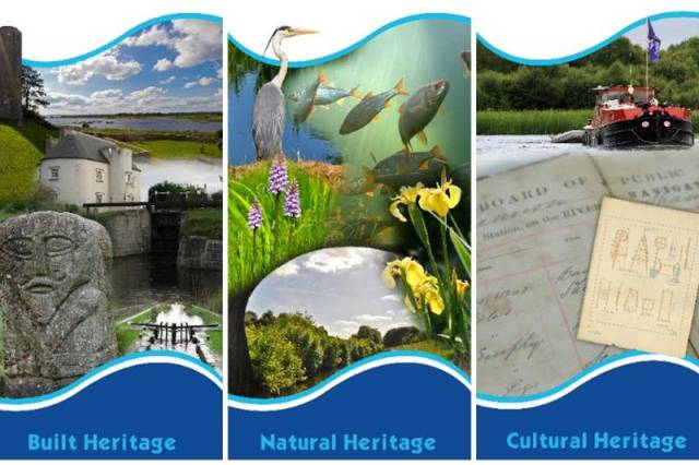 Waterways Ireland Heritage Plan Open Day Next Week
