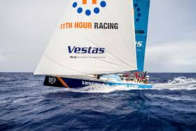 Fisherman Dies After Collision With Volvo Ocean Race Yacht Off Hong Kong