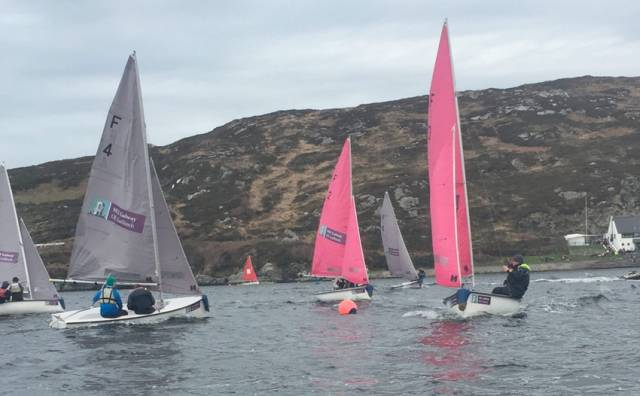 Team Racing Clinic At Royal St George YC Next Week