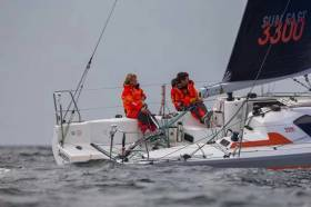 A Mixed Two Person Offshore Keelboat event is set to debut at the Olympic sailing competition in 2024