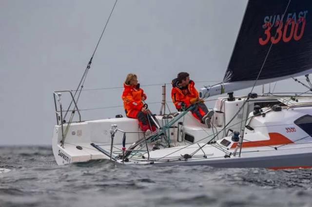 'Unexpected Opportunities For New Sailing Nations' In Olympic Offshore Keelboat Class