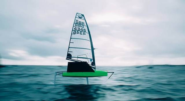 75 Moths competed at the UK Nationals, including two Irish boats