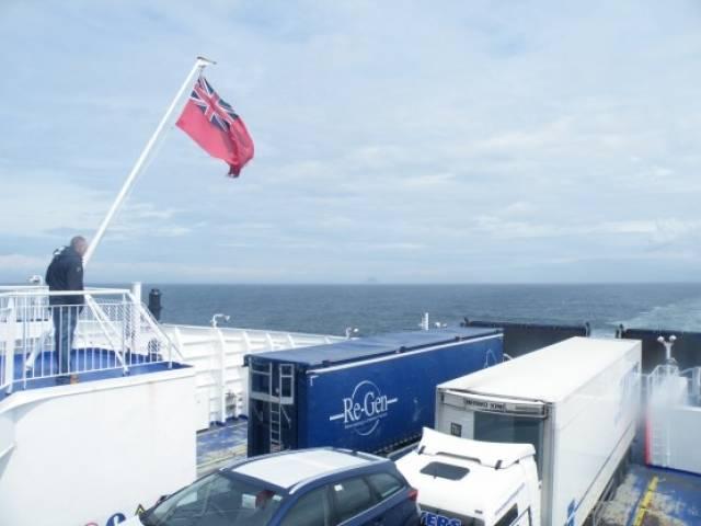 The impact of the Brexit fallout has been discussed by Stena Line and separately by the UK Chamber of Shipping that has called for free trade Commission assistance