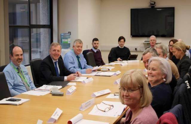 The 13th NIFF meeting took place on Thursday 22 February