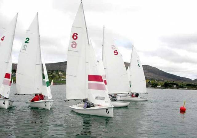 12 Schools for Irish Team Racing Championships in Schull This Weekend