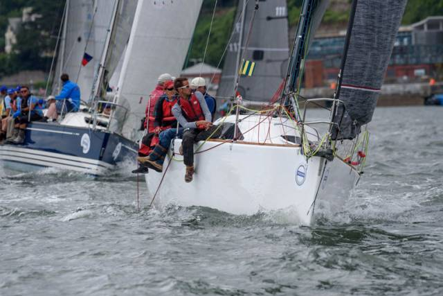 Racing at Cork Week 2018