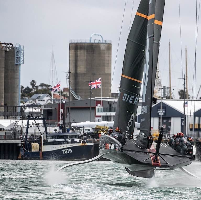 Second day of America's Cup World Series could be one team short