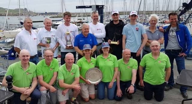 Fireball National Champions Retain Title at Howth Yacht Club