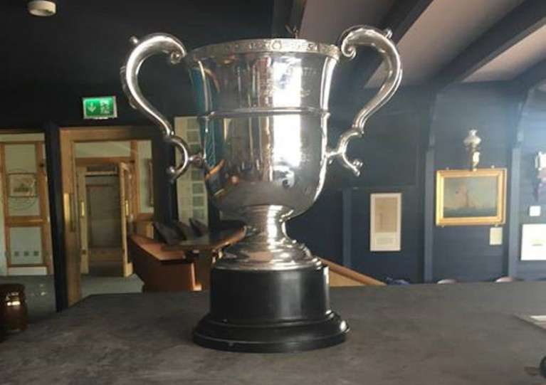 The Crosshaven Regatta Roche Perpetual Trophy dates from 1957 and was last presented in 1972
