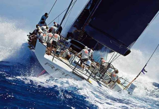 Irish Sailors Expecting Tough Sailing in RORC Caribbean 600