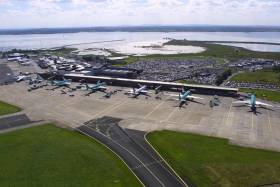 Shannon Airport is increasingly prone to flooding with predicted sea level rises over the next 80 years