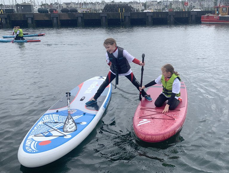 FunDay Fridays on the Water in Bangor on Belfast Lough