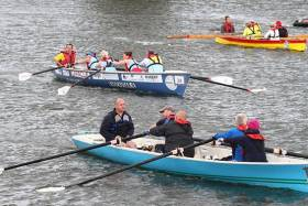 Donegal Bay Maritime Festival is hosting the All Ireland Coastal Rowing Championships