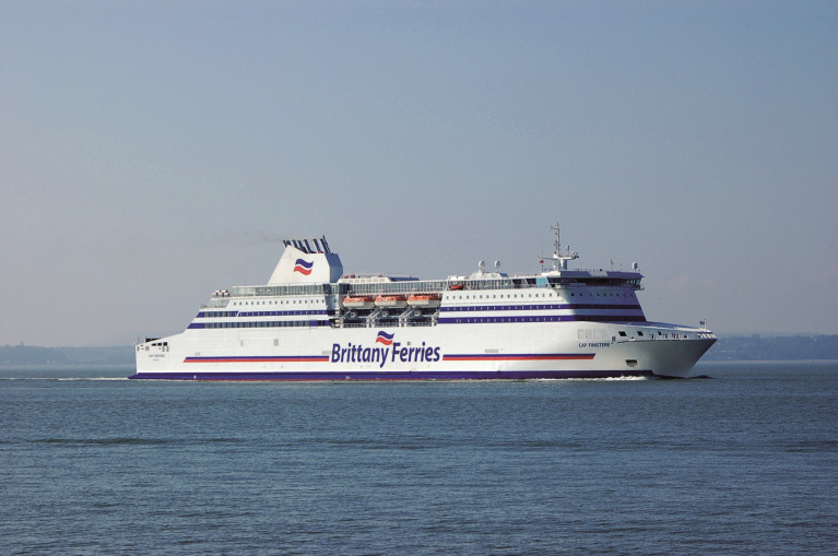 Brittany Ferries is to open a second route out of Rosslare to Cherbourg but by two months ahead of schedule to meet driving freight demand between Ireland and mainland Europe. The service is to be operated by Cap Finistère, at 204m long and of 33,000 gross registered tonnes. The ferry first entered service with the French operator in 2010, on long-haul routes connecting Portsmouth (UK) and Santander and Bilbao (Northern Spain). The 'Superfast' class ferry has plenty of space for drivers and passengers, with 265 en-suite cabins. The garage decks offer nearly 2km of space for freight vehicles, and the ferry is the fastest in the fleet with a top cruising speed of 28 knots.
