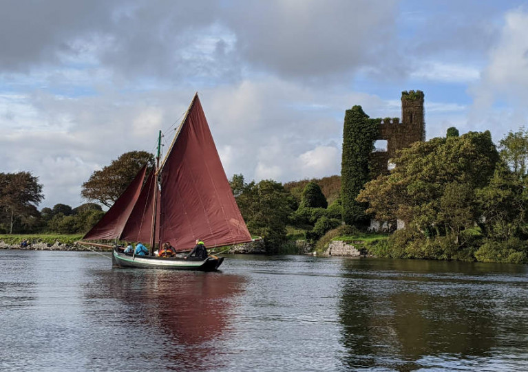 Irish Sailing Welcomes Galway Hookers Into The Fold