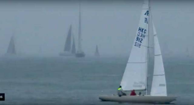 Cork's Jamie McWilliam Toasts Success in Hong Kong's Around the Island Race