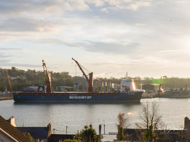 UHL Future at Cork Dockyard. See Photo Gallery below