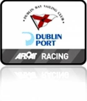 Moth Dinghy Makes its Dublin Bay Sailing Club Debut
