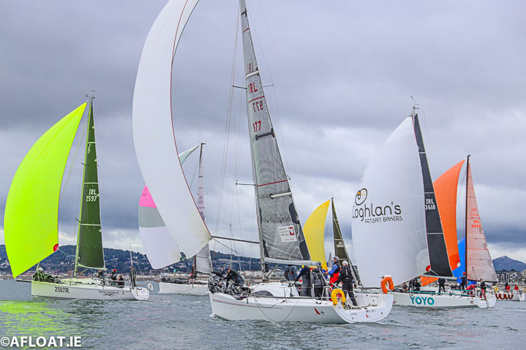 XP44 WOW Leads 20-Boat ISORA Fleet into Second Viking Marine Coastal Race