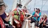 Equator Crossings & Scoring Gate Decisions For Clipper Race Fleet